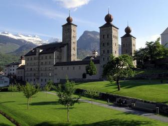 Castello Stockalper a Briga (CH)