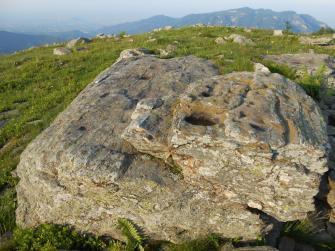 Orizzonte Monviso - Bric Lombatera e il Mombracco sullo sfondo