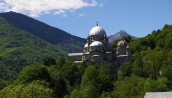 Santuario di Re in Val Vigezzo