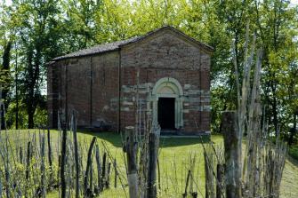 Chiesa romanica di San Lorenzo, Tigliole
