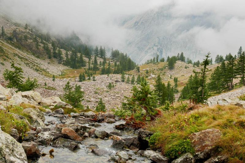 L'autunno sta arrivando nel Vallone del Lourousa