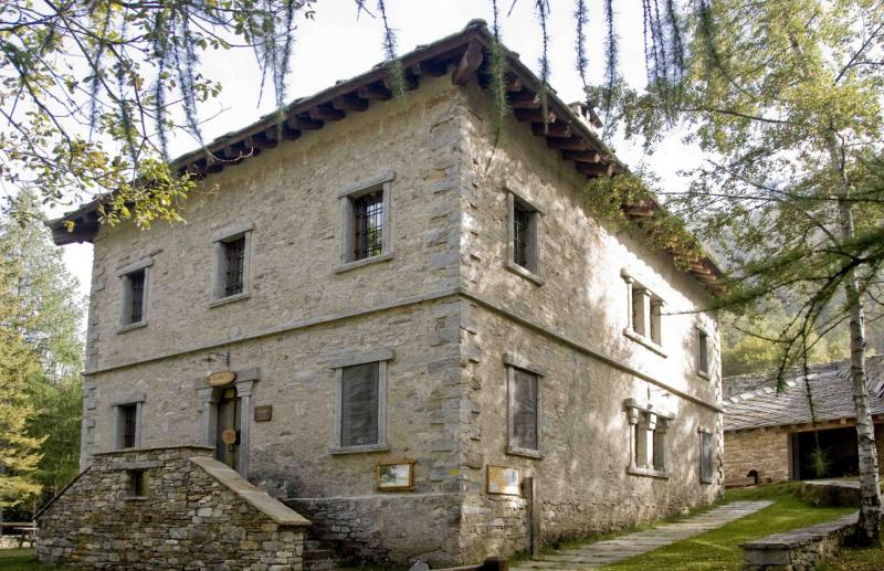 Osservatorio per l'ambiente alpino - Palazzina Sertorio