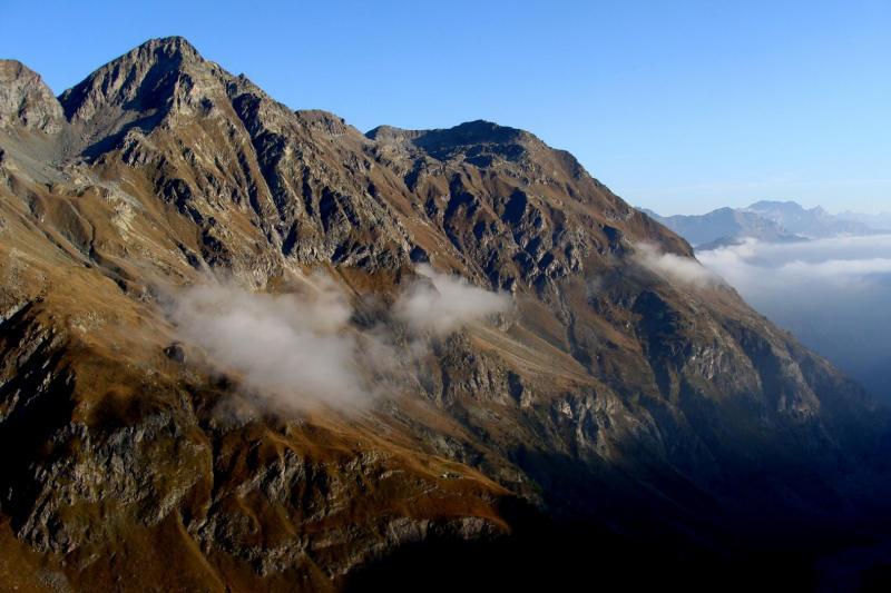 Panorama Passo Andolla - foto di Fabio Giannetti