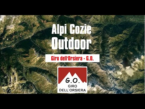 Embedded thumbnail for Alpi Cozie Outdoor - Giro dell'Orsiera